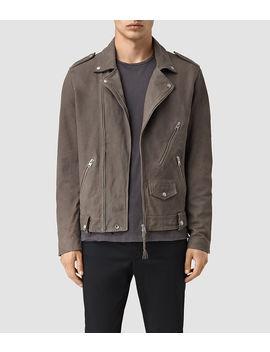 Niko Leather Biker Jacket by Allsaints