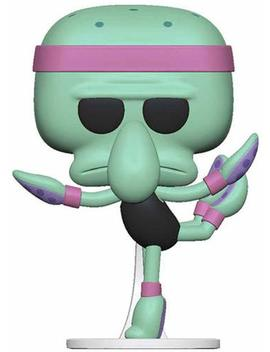 funko-pop!-animation:-spongebob-squarepants---squidward-ballerina by funko