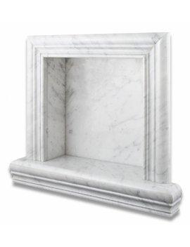 italian-carrara-white-marble-hand-made-polished-shampoo-niche-_-shelf---small by oracle-moldings