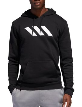 Adidas Men's Spt Pullover Hoodie by Adidas
