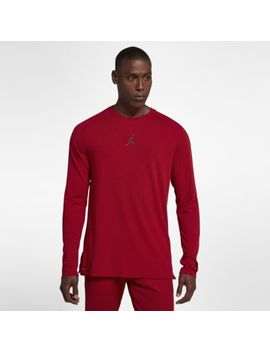 Jordan Dri Fit 23 Alpha Men's Long Sleeve Training Top. Nike.Com by Nike