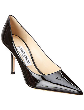 Jimmy Choo Love 85 Patent Pump by Jimmy Choo