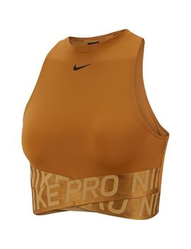 Nike Women's Intertwist Crop Tank Top by Nike