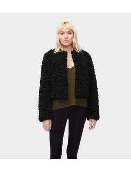Lorrena Faux Fur Jacket by Ugg