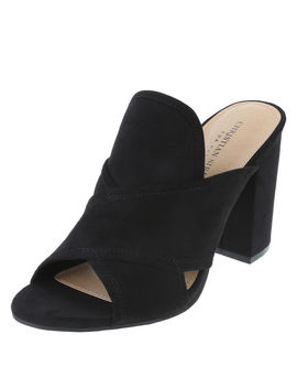 Women's Alyse Mule by Learn About The Brand Christian Siriano For Payless