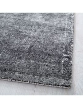 Lucent Rug   Pewter by West Elm