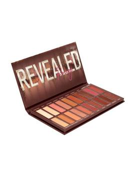 Revealed Rouge Eyeshadow Palette by Coastal Scents