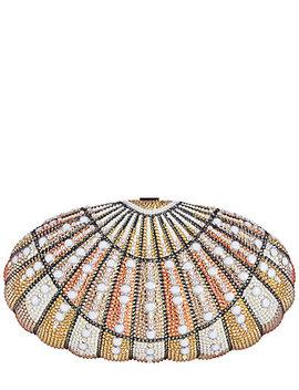Judith Leiber Shell Clutch by Judith Leiber