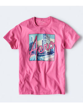Aero City Image Graphic Tee by Aeropostale
