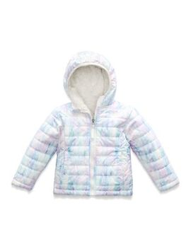 Toddler Girls' Reversible Mossbud Swirl Jacket by The North Face