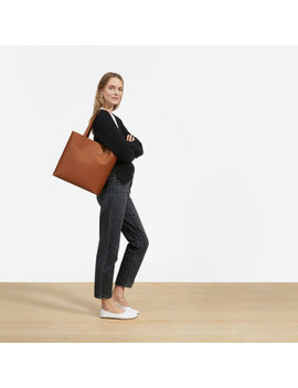 The Day Square Tote by Everlane