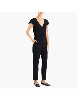 V Neck Jumpsuit by J.Crew