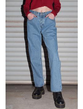 Eliana Medium Wash Jeans by Brandy Melville