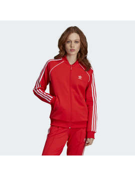 V Day Sst Track Jacket by Adidas