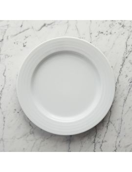 Roulette Dinner Plate by Crate&Barrel