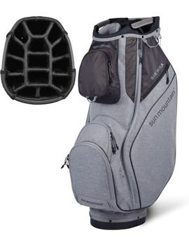 Sun Mountain 2019 Women's Sierra Cart Bag by Sun Mountain