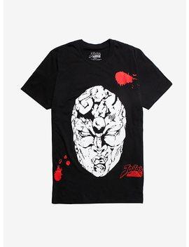 Jo Jo's Bizarre Adventure Stone Mask T Shirt by Hot Topic