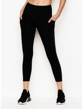 Knockout By Victoria Sport High Rise 7/8 Pocket Tight by Victoria's Secret