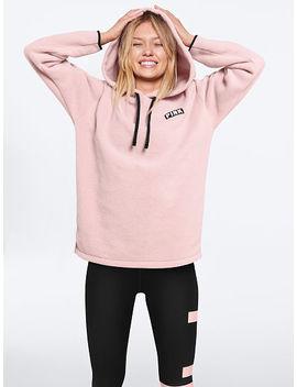 Pink Polar Fleece Pullover by Victoria's Secret