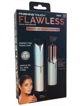 Finishing Touch Flawless Women's Facial Hair Removal by Finishing Touch
