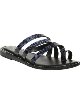 Goddess Strappy Toe Loop Sandal by Franco Sarto