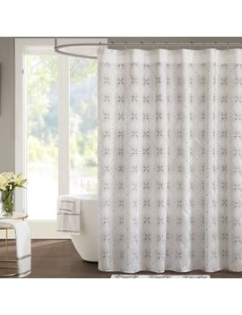 Jla Coty 72 Inch X 72 Inch Shower Curtain by Bed Bath And Beyond