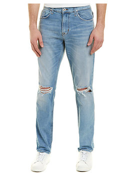 Hudson Jeans Sartor Country Blue Relaxed Skinny Leg by Hudson Jeans
