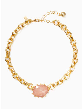 Perfectly Imperfect Collar Necklace by Kate Spade