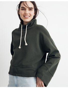 Mockneck Sweatshirt by Madewell