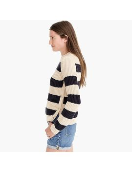 The Reeds X J.Crew Rugby Sweater With Side Buttons by J.Crew