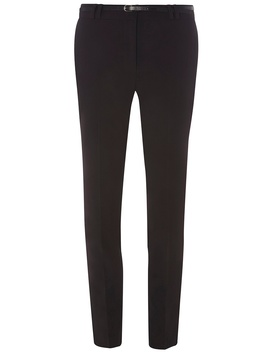 Black Belted Trousers by Dorothy Perkins