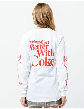 Diamond Supply Co. X Coca Cola Coke Womens Tee by Tilly's