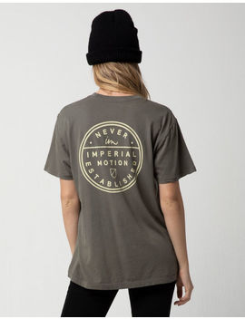 Imperial Motion Center Womens Tee by Imperial Motion