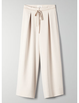 Savon Pant by Wilfred