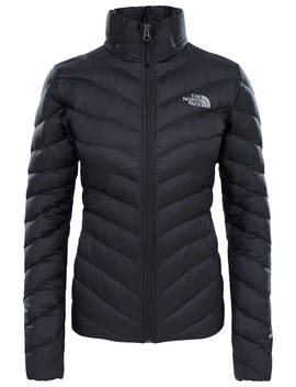 The North Face Trevail Insulated Women's Jacket, Black by The North Face