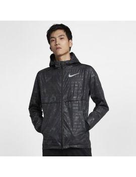 Nike Shield Ghost Flash Men's Running Jacket. Nike.Com by Nike
