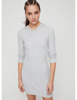 The Hoodie Dress by Tna