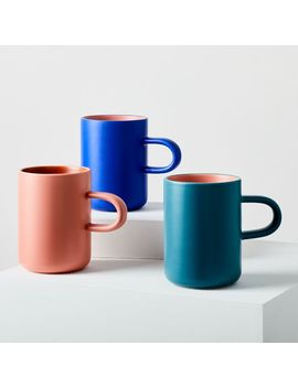 Clash Mugs by West Elm