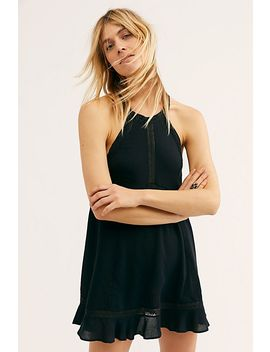 Jasmine Fit And Flare Slip by Free People