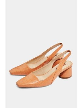 Justify Slingback Court Heels by Topshop