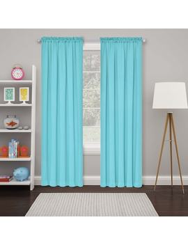 Eclipse 2 Pack Tricia Thermaweave Window Curtains by Kohl's