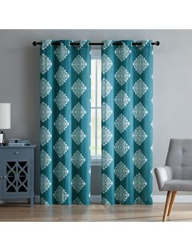 Vcny 2 Pack Aria Window Curtains by Kohl's