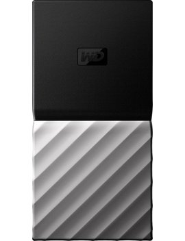 My Passport Ssd 512 Gb External Usb 3.1 Gen 2 Portable Solid State Drive With Hardware Encryption   Black by Wd