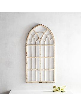 Magnolia Home Metal Cathedral Window Frame by Magnolia Home By Joanna Gaines Collection