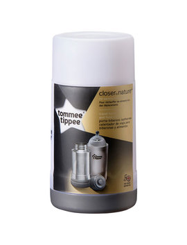 Tommee Tippee Closer To Nature Travel Bottle & Food Warmer by Tommee Tippee