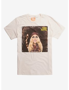 Drag Queen Merch Trixie Mattel One Stone Album Cover T Shirt Hot Topic Exclusive by Hot Topic