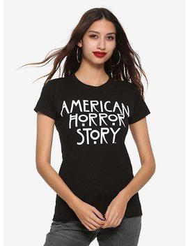 American Horror Story Logo Girls T Shirt by Hot Topic