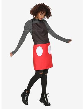 Disney Mickey Mouse Apron by Hot Topic