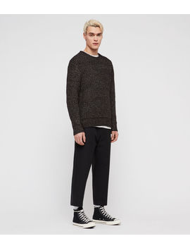 Nils Crew Sweater by Allsaints