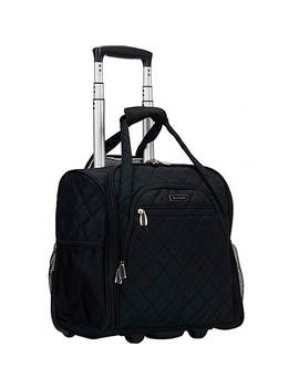 Wheeled Underseat Carry On by Rockland Luggage